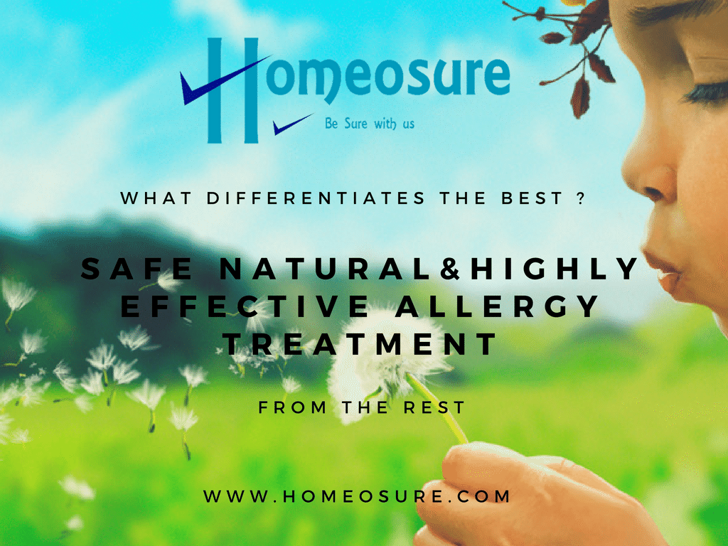 Try Homeopathy for Allergies